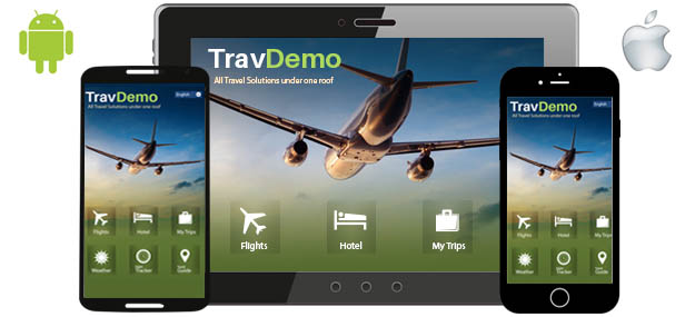 Travel Mobile App Development Company in India - Android, iOS and